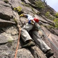 新ルート登攀記1