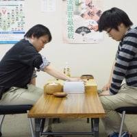 第12回朝日アマチュア囲碁名人戦大阪府予選会決勝戦