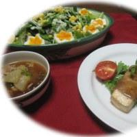 ピチセルアルバとレ・ルンデル・・・肉巻き豆腐。