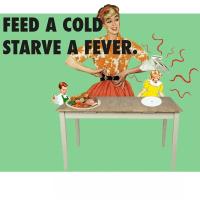ウイルスには大食、細菌には小食。