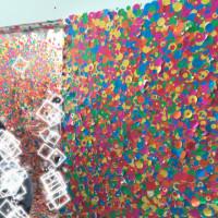 草間彌生展2017 国立新美術館  わが永遠の魂  草間彌生ワールド全開 体感型アート 限定シールも貼れます♡ ミュシャ展 スラブ叙事詩 ヒヤシンス姫 別会場で開催中