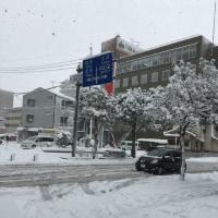 また大雪警報