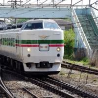 快速山梨富士3号183,9系豊田車M52編成@豊田駅