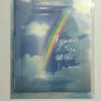 【虹と青空】レターセット