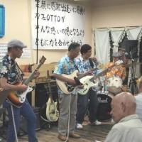 20170324  カフェOTTO通信 ベンチャーズトライブ定期コンサート