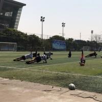 2月12日練習報告(2017年初蹴り)