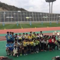 日曜練習&TOMOminiCUPU-10&オタフクカップ(駅伝)&伴SC指導者会議