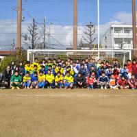 嵯峨野高校サッカー部 2017年 初蹴り会開催