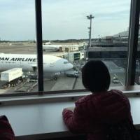 【成田空港 JALサクララウンジ☆ ハノイ&ホーチミンへ行ってきます!】