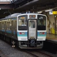 211系N310+N324編成回送@立川駅