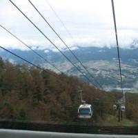 2016年10月 入笠山