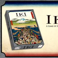 『IKI : A Game of Artisans』の概要