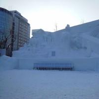 2月の北海道 札幌雪まつり