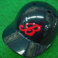 最近 作製したミニヘルメットです