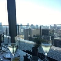 【富士山の眺めが最高!アマン東京で新年会♡ランチ&お茶】