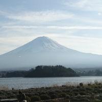 富士山のふもと河口湖_本日の装備