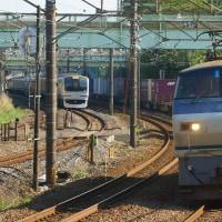 2017年4月24日  東海道貨物線  東戸塚  EF66-132 5094レ