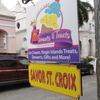 Christiansted  クリスチャンステッド ( ii ) St. Croix [ US Virgin Islands ]