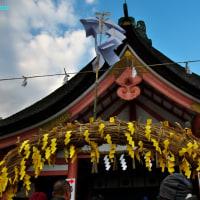 初詣は津島神社