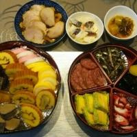 ミッカム家のおせち料理