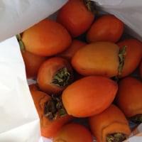 ◆筆柿、買って来た。