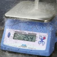 防水型デジタル上皿はかり UDS-210Wシリーズ 第2回