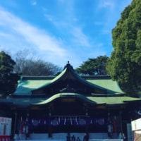 新年の神社☆