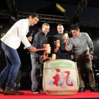 ジョーダン・スピースが来日 「松山は強力なライバル」