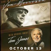 Van Morrison & Tom Jones ~ Bring it on Home to Me/Goodnight Irene ~ Hollywood Bowl ~ 10/13/16