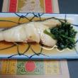 炊屋食堂の煮魚定食・・・450円 (税込み)