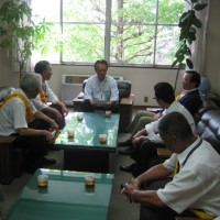 「電気使用安全月間」キャラバン隊が八潮市・草加市・三郷市を訪問