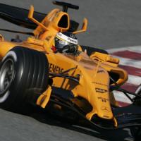 マクラーレン・ホンダF1、マシンカラーを一新。2017年型は伝統のオレンジに回帰か