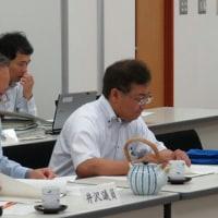 平成29年熱海市議会6月定例会第3回目の議会運営委員会。