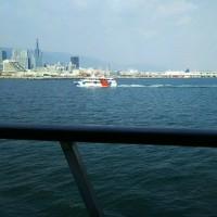 神戸港めぐり♪