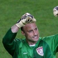 W杯:イタリア対アメリカ@カイザースラウテルン(TV観戦)