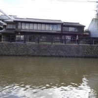 堀川遊覧から鳥取
