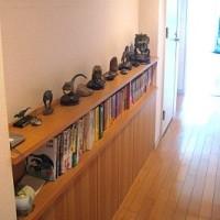 廊下のコレクション