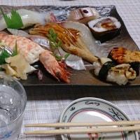 佐伯寿司を堪能しました