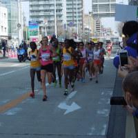 【速報】 日進ランニングクラブ公式行事(・・? 名古屋ウィメンズマラソン2016 の巻