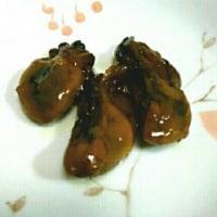初めて食べた牡蠣の燻製オリーブオイル漬け