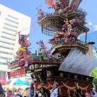 祭WITH THE KYUSHUを観てきました/北海道物産展も/ディナーを食べに
