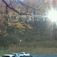 落葉の絨毯の庚申山へ☆上の上