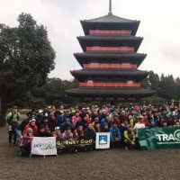 第2回小岱山トレイルランニング大会