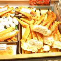 大阪の黒門市場(有名)です