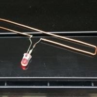 電磁波チェッカーの自作