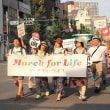 March for Life with Our Lady of Fatima in Japan ファチマの聖母とともにマーチフォーライフ 【日本】