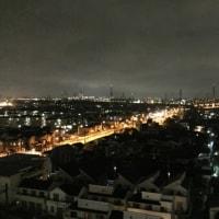 聖蹟桜ヶ丘からの夜景