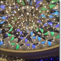 リーガロイヤルホテル(大阪)でのプレミアムショー&ディナーへ行ってきました~