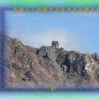 『 さよならはチェンジの希望冬の月 』平和の砦575rq1402