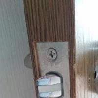 【ドアハイレバー・サムターン錠・ラッチ】メゾングッチの金具類リフレッシュ